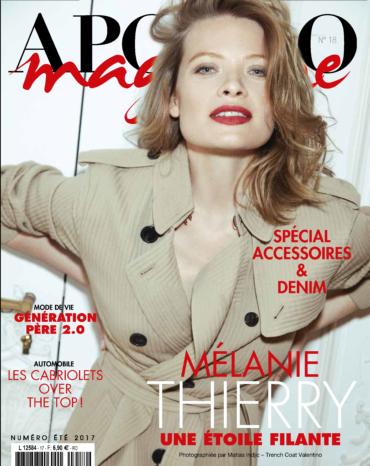 Magazine  Apollo 2017 numéro 18