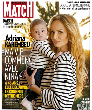 Paris Match 01/2019
