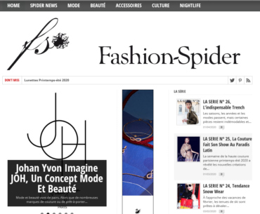 Fashion Spider 05/2020
